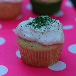 vanilla buttercream cupcake