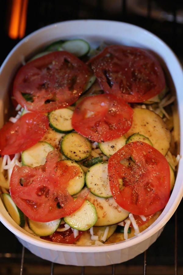 polenta in oven