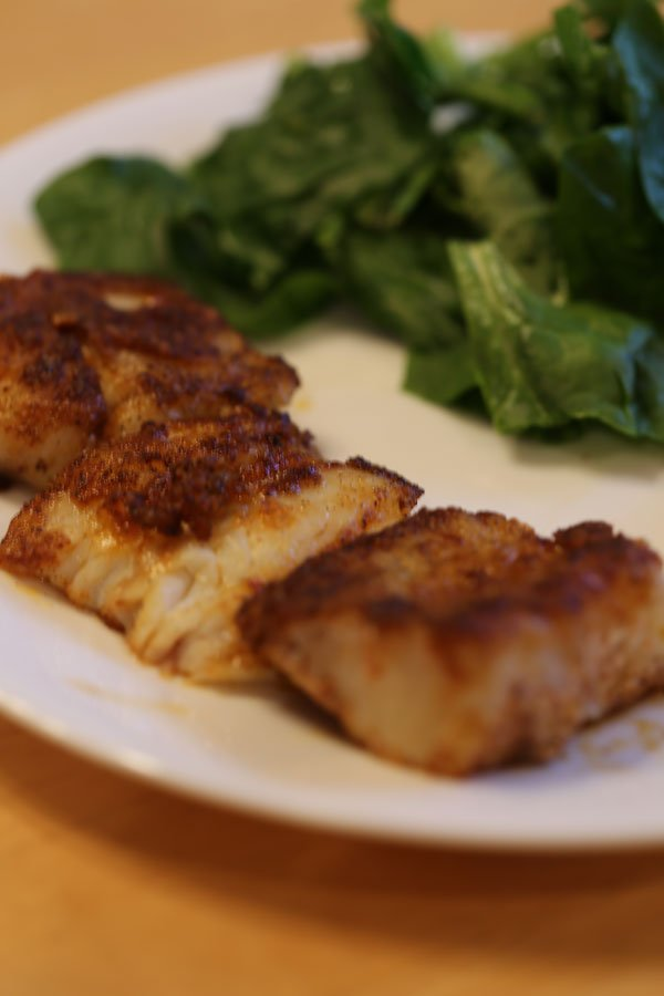 Pan Fried Cod Recipe Five Silver Spoons