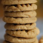 disappearing peanut butter cookies