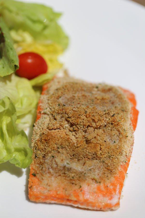 Perfect Salmon Dinner