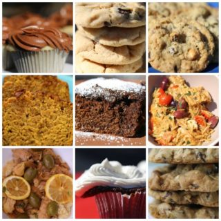 recipe collage