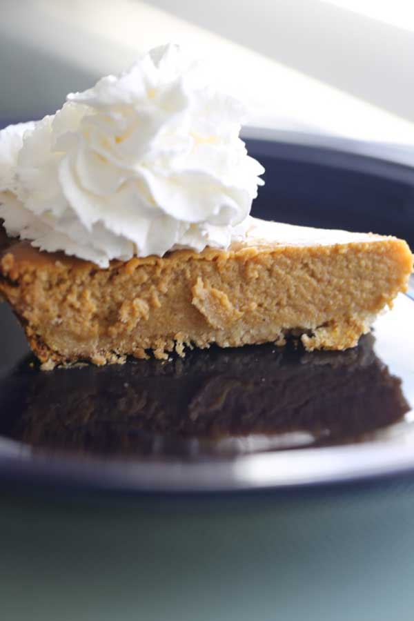 flour bakery pumpkin pie