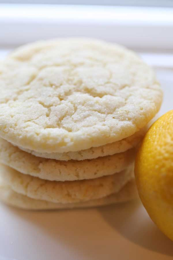 lemon sugar cookies dorie greenspan