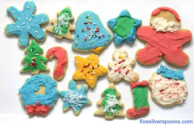 christmas sugar cookie recipe - Christmas Cookie Decorating Tips