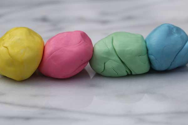 marshmallow fondant balls