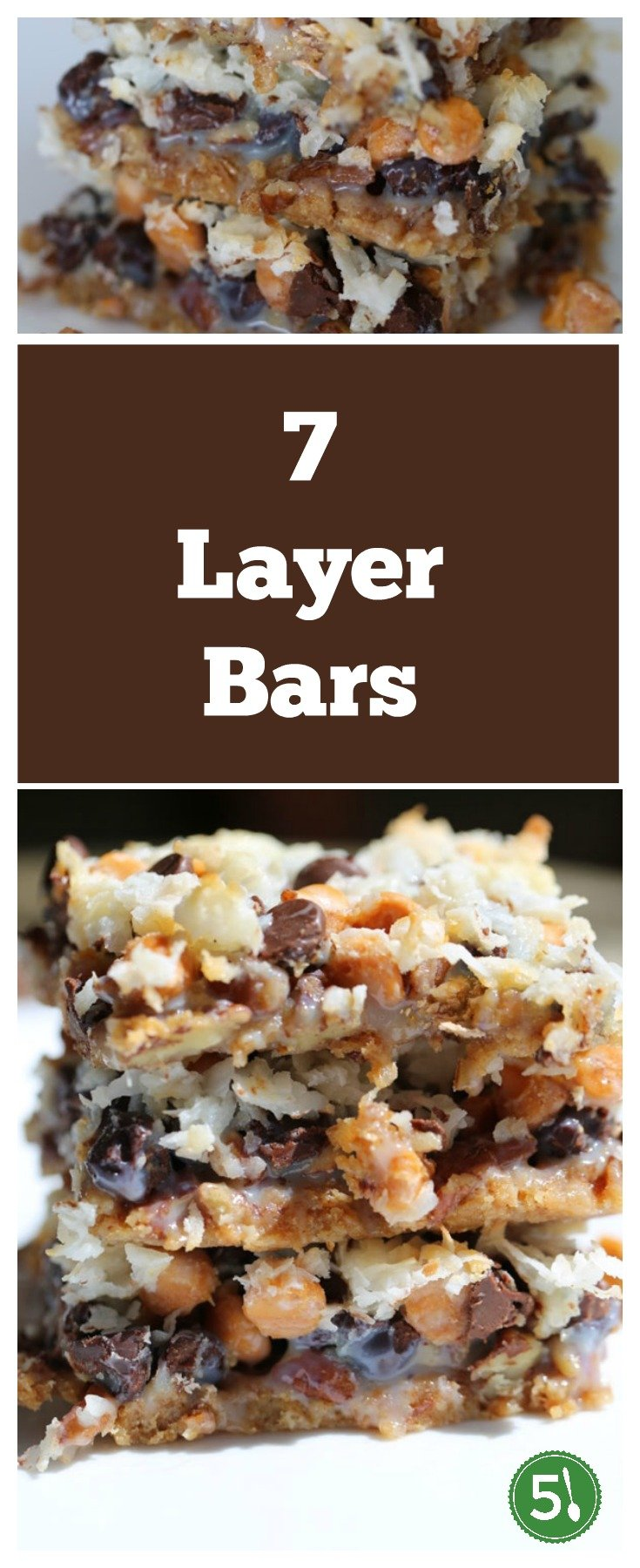 7 Layer Bars Recipe that feels like magic because it is beyond delectable, is easy to whip up, and smells heavenly while cooking.