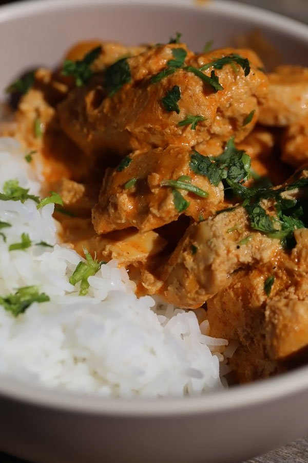 crockpot butter chicken