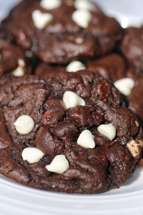 Chocolate Chip Brownie Recipe Pinterest