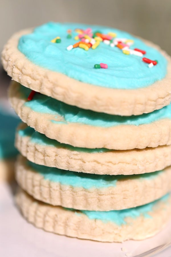 soft sugar cookie recipe