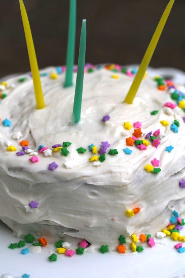 small cake recipe