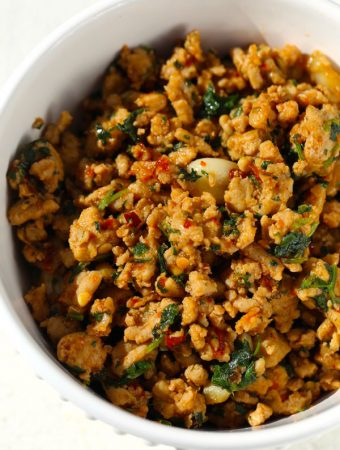 ground chicken recipe